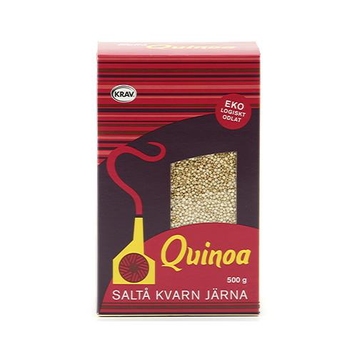 Saltå Kvarn Quinoa Hela Korn  500g KRAV EKO