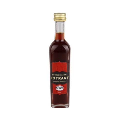 Khoisan Tea Bourbon Vaniljextrakt 50ml EKO