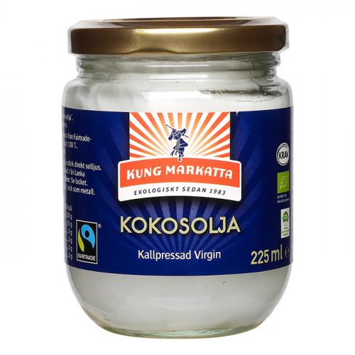 Kung Markatta Kokosolja Virgin 225ml KRAV EKO