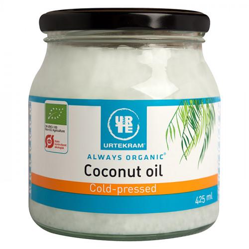 Urtekram Urtekram Kokosolja kallpressad 425ml EKO