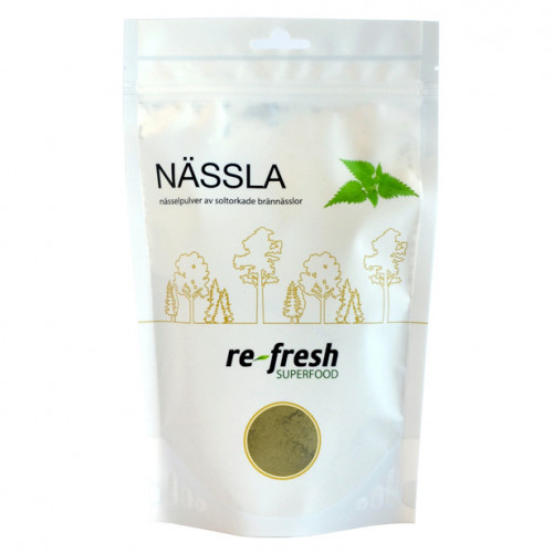 Re-fresh Superfood Brännässla Superfood 250g