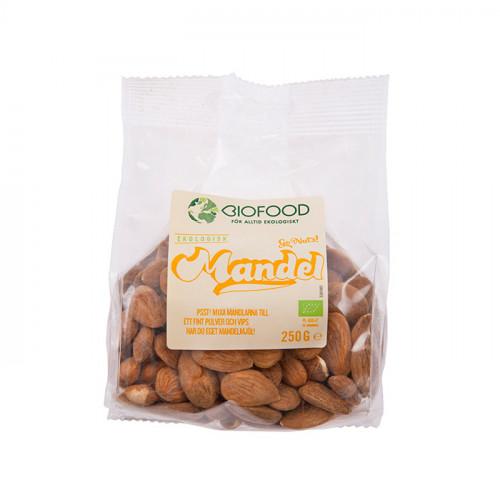 Biofood Mandel 250g EKO