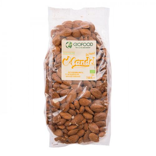 Biofood Mandel 750g EKO