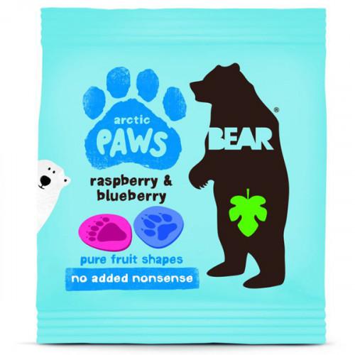 Bear Arctic Paws Hallon & Blåbär 20g