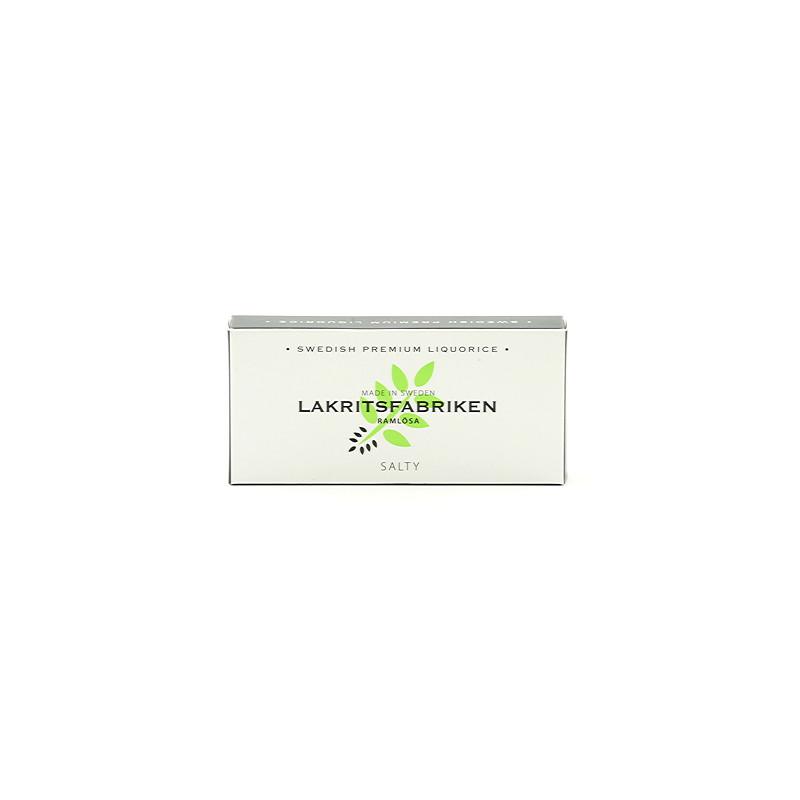 Lakritsfabriken Liquorice Salty  40g