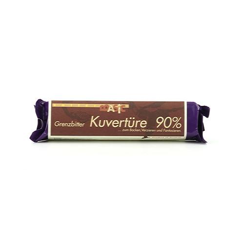Zotter Zotter Couverture Choklad 90% 120g EKO Fairtrade