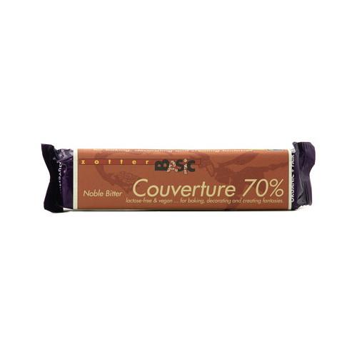 Zotter Zotter Couverture Choklad 70% 120g EKO Fairtrade