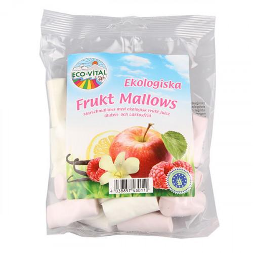 Eco-Vital Marshmallows Frukt 90g EKO