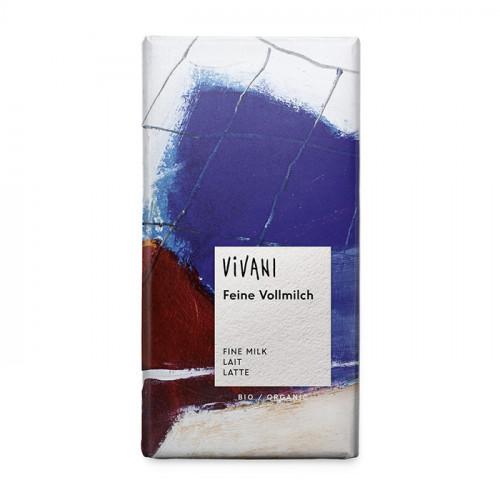 Vivani Choklad Ljus 100g EKO