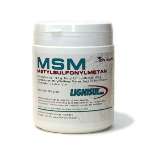 Ion Silver Lignisul MSM  500g
