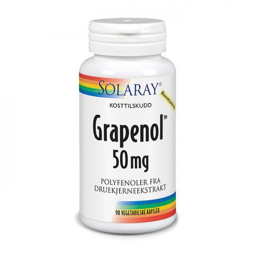 Solaray Grapenol 90k