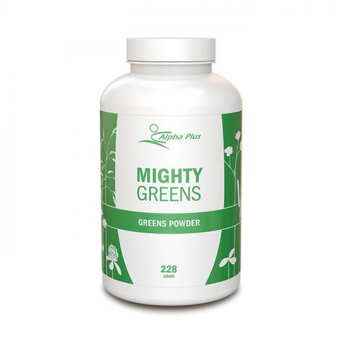 Alpha Plus Mighty Greens 228g