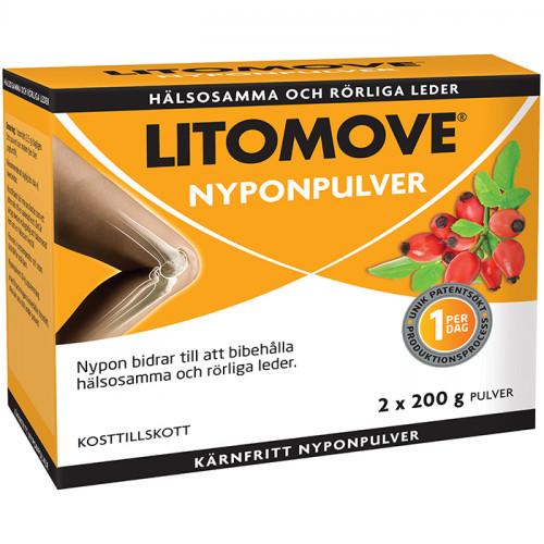 Litomove Litomove Pulver 2x200g