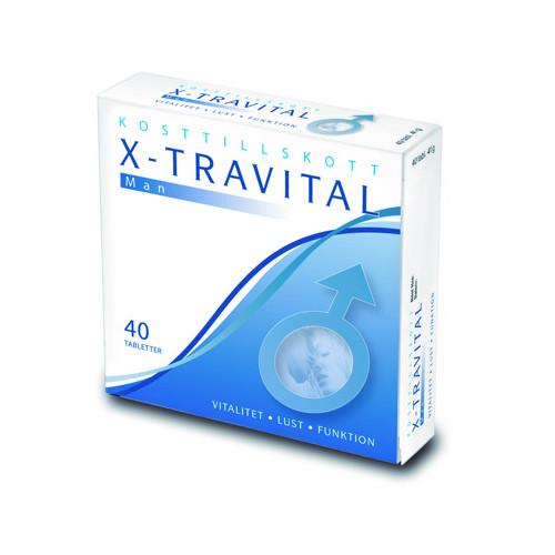 Acrilex X-travital Man 40t