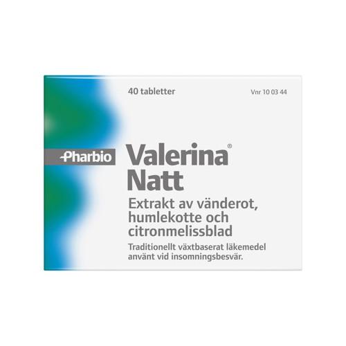Pharbio Pharbio Valerina Natt 40t