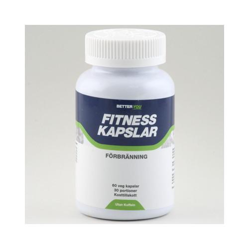 Better You Fitnesskapslar utan koffein 60k
