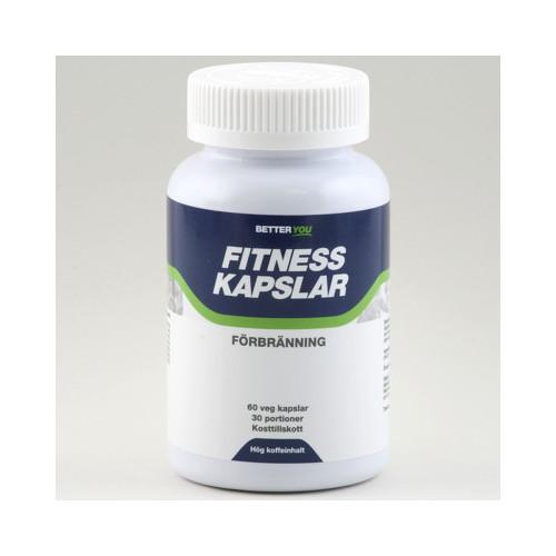 Better You Fitnesskapslar med koffein 60k
