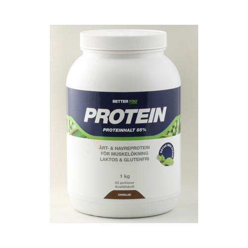 Better You Ärt & havreprotein Choklad 1 kg