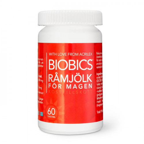 Acrilex Biobics Extra  60t