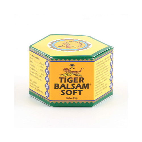 Tiger Balsam Tigerbalsam  Soft 25g