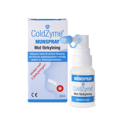 ColdZyme ColdZyme Munspray 20ml