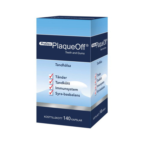 PlaqueOff PlaqueOff teeth & gums 140k
