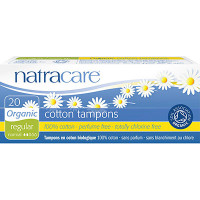 Natracare Tampong Normal 20st EKO