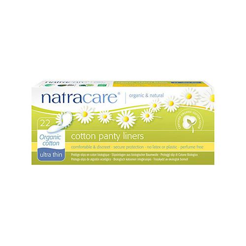 Natracare Trosskydd Extra Tunn 22st EKO
