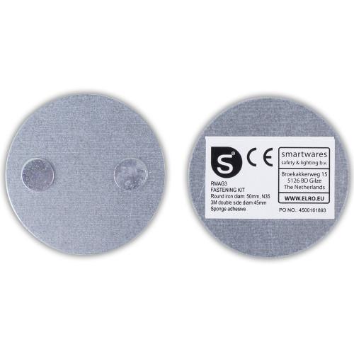 Smartwares Magnetfäste Brandvarnare 5cm+