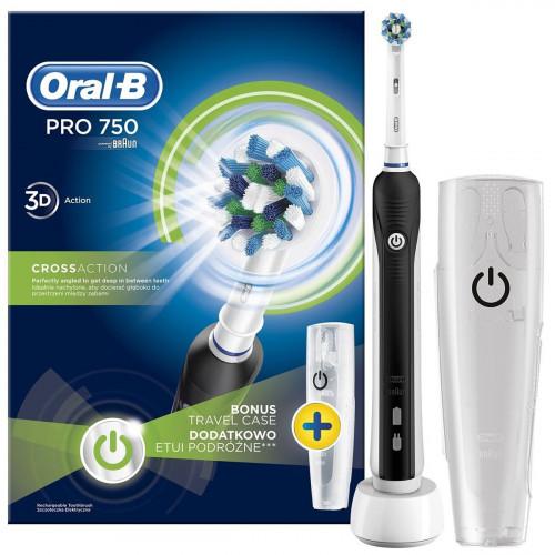 Oral B Eltandborste Pro 750 CA