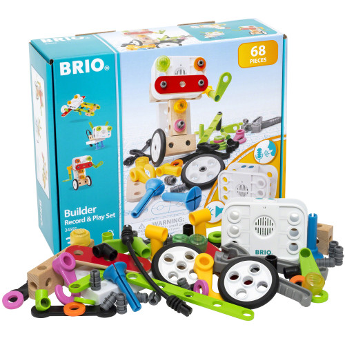Brio 34592 Builder Record & Play