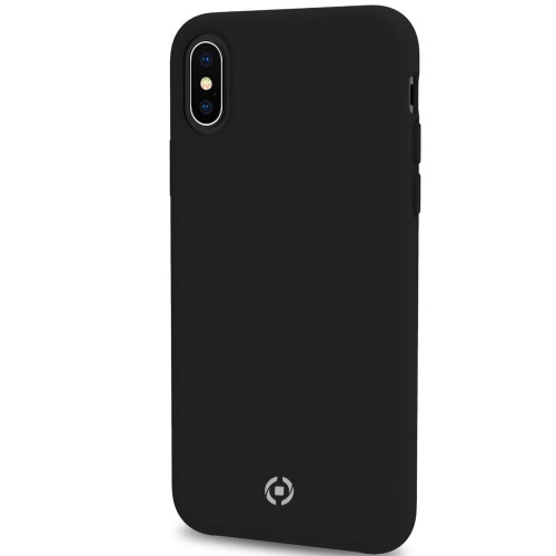 Celly Soft-touch cover iPhone X/Xs S