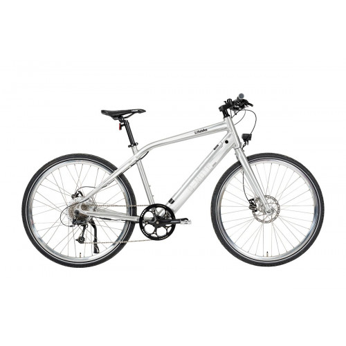Lifebike C-MUTE Speed G7 Silver