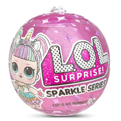 L.O.L. Surprise Dolls Sparkle Series