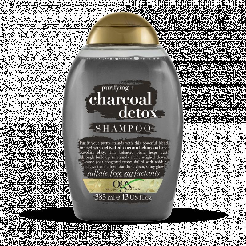 OGX Charcoal Shampoo