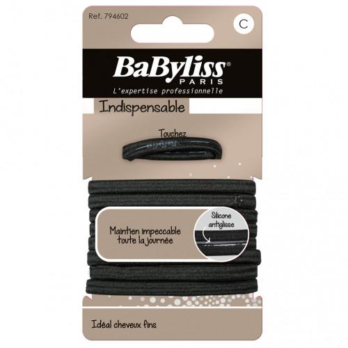 Babyliss Svart Snodd 9 St Anti-Glid C