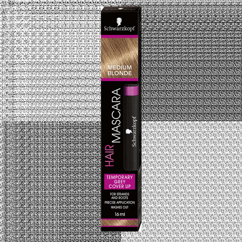 Schwarzkopf Hair Mascara Medium Blonde 16ml