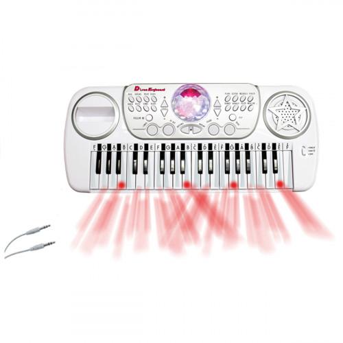 Music Disco Learning Keyboard