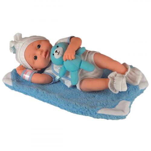 Happy Friend New born Boy Soft Doll 30cm