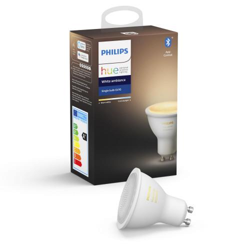 Philips Hue White Ambiance GU10 1-pack