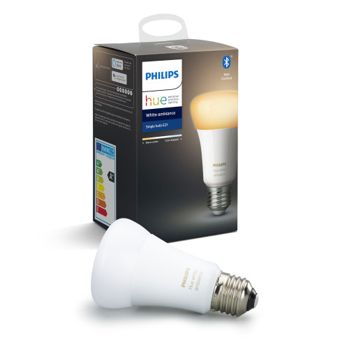 Philips Hue White Ambiance E27 1-pack