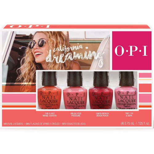 OPI California Dreaming Gift Set