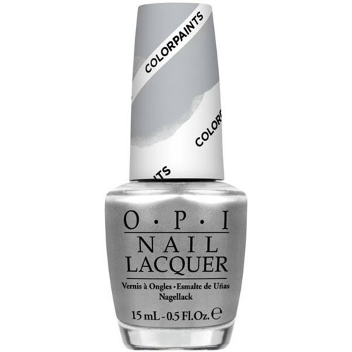 OPI Blendable Silver Canvas