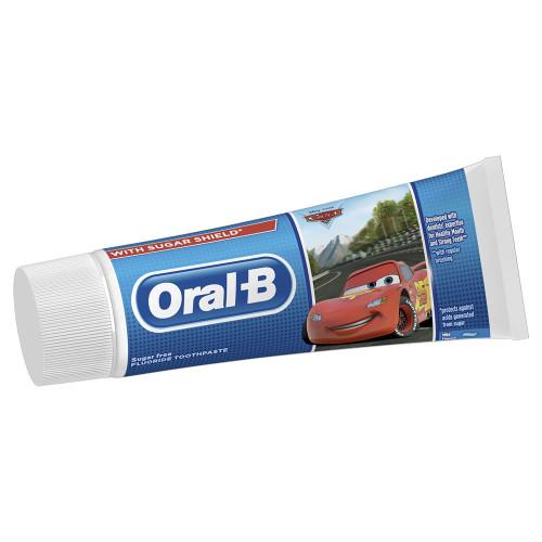 Oral B Tandkräm Cars Kids 3+