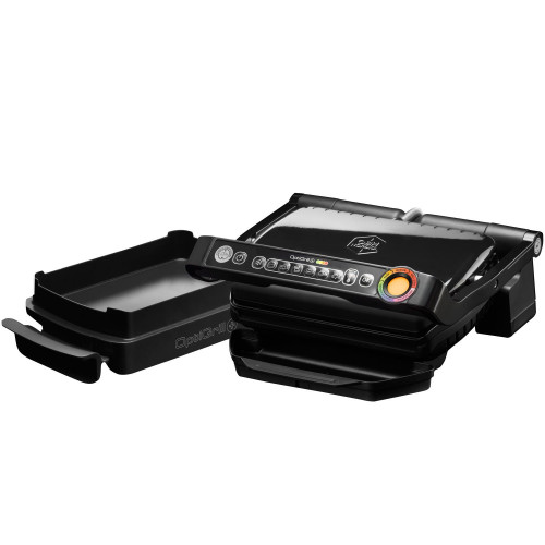 OBH Nordica Optigrill+ Black with Tray