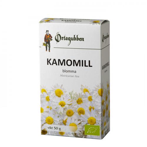 Örtagubben Kamomillblom 50g EKO