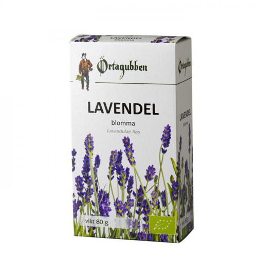 Örtagubben Lavendel 80g EKO