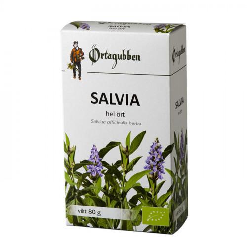 Örtagubben Salvia Hel Ört 80g EKO