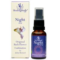 Healingherbs Dr Bach Night Spray 20ml