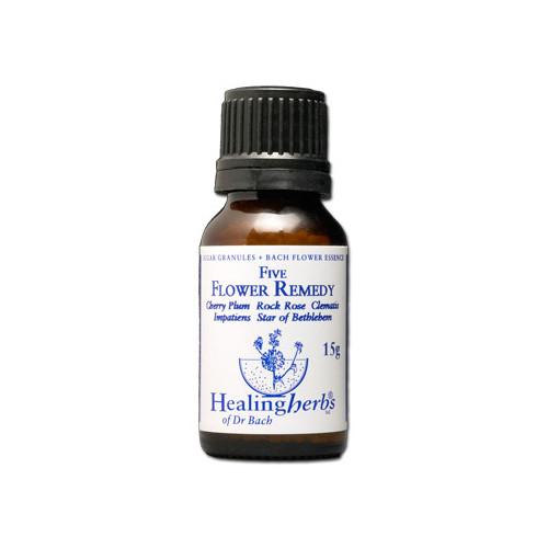 Healingherbs Dr Bach Five Flower Granulat 15g